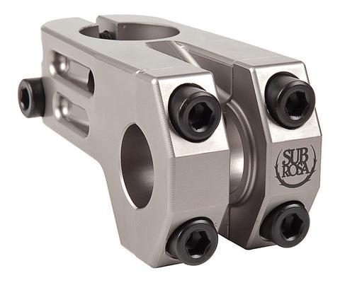 "Subrosa ""Hold On"" Front Load Stem 50mm - High Polished"