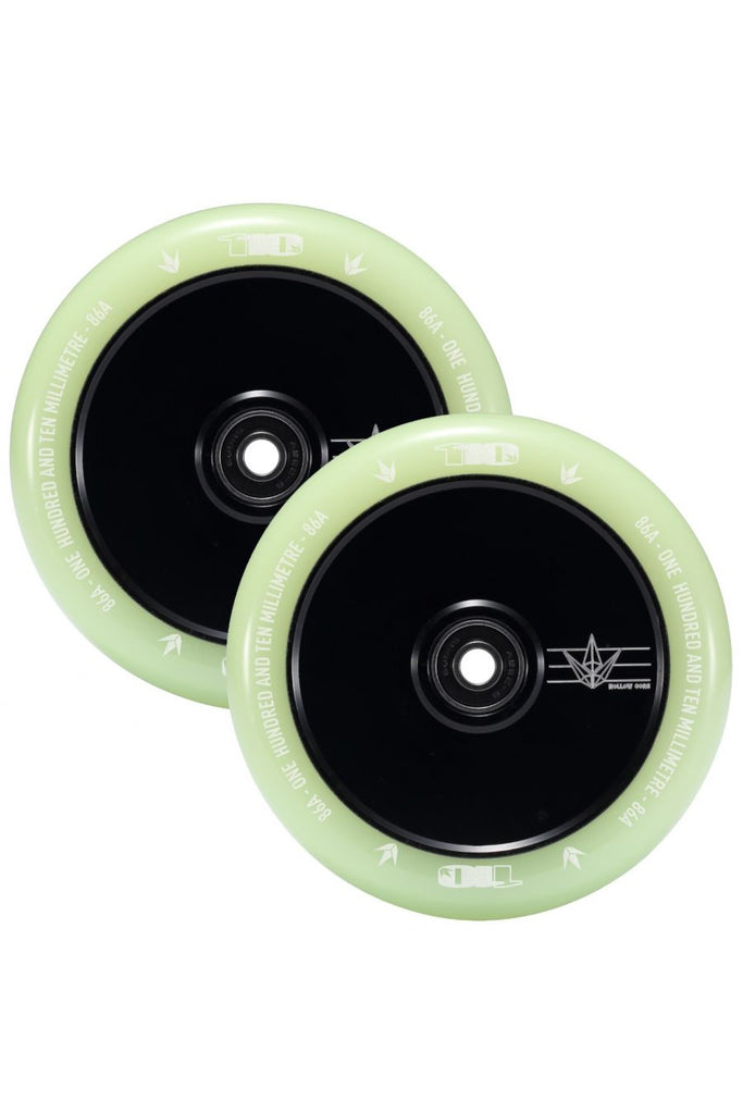 Envy Hologram Wheels - 110mm