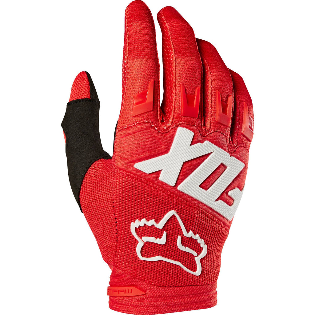 FOX YOUTH DIRTPAW RACE GLOVE