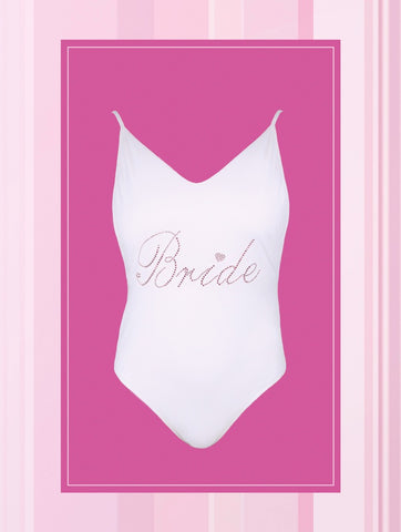 Bridal beachwear