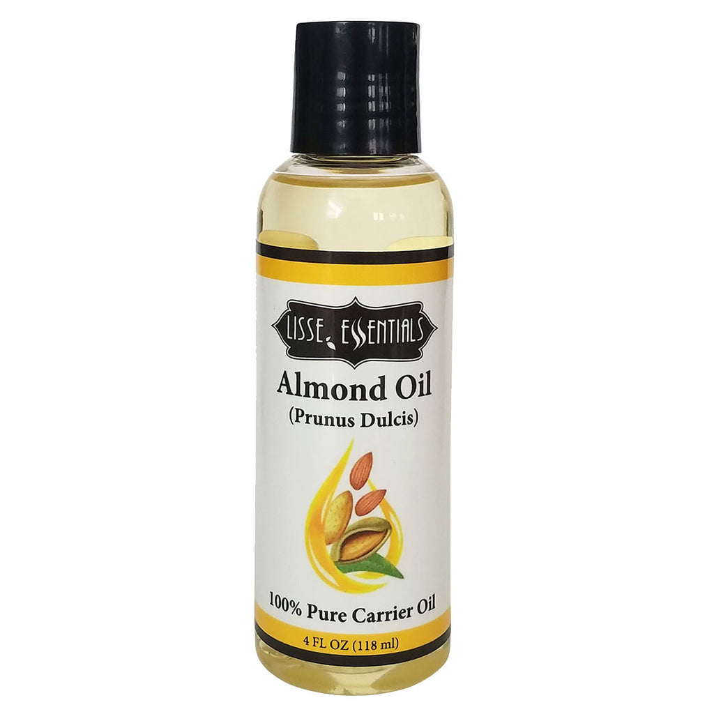 Almond Sweet Virgin Carrier Oil 4 oz