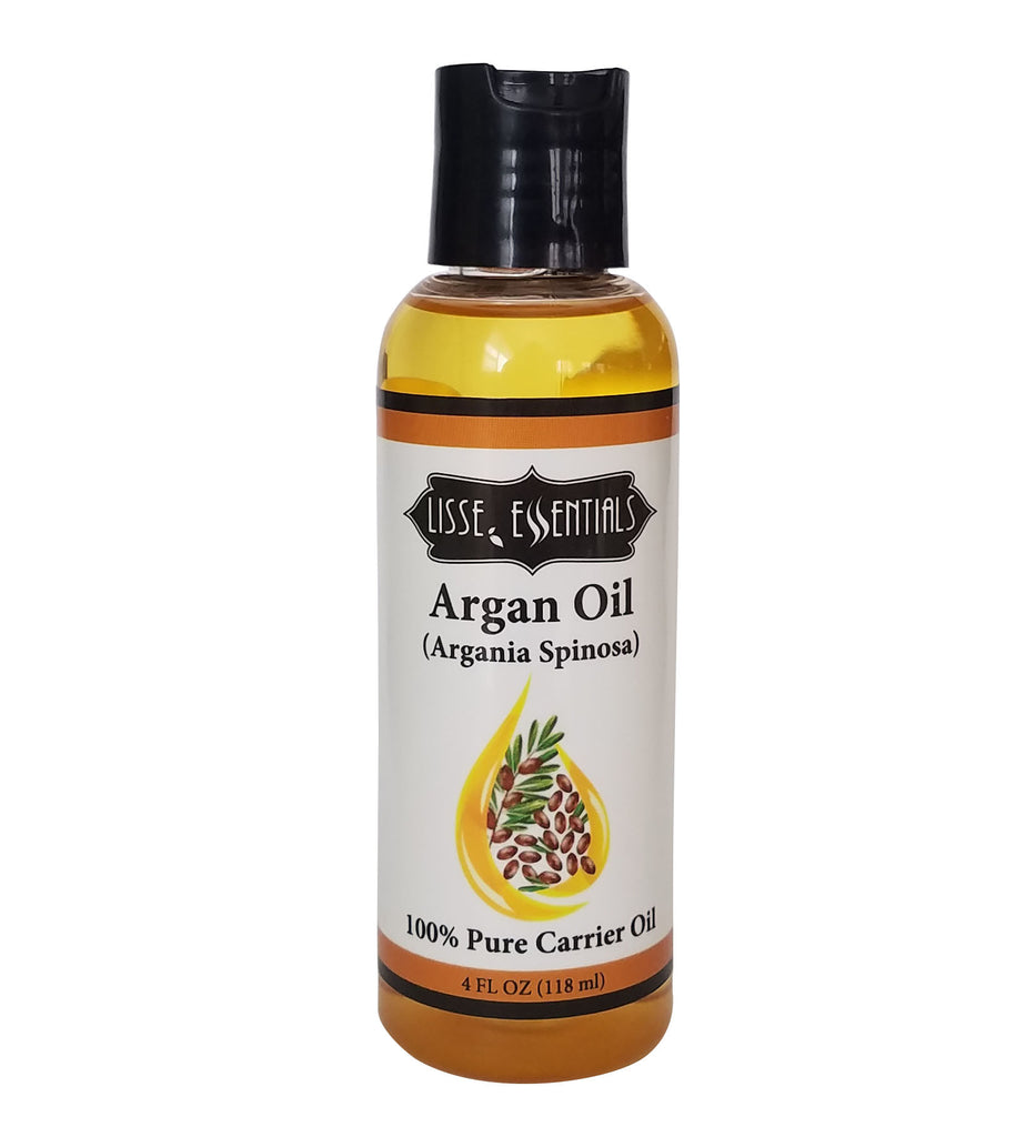 Argan Organic Extra Virgin Carrier Oil 4 oz