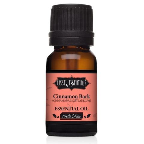 Cinnamon Bark Essential Oil 100% Pure