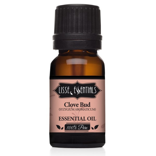 Clove Bud Essential Oil 100% Pure