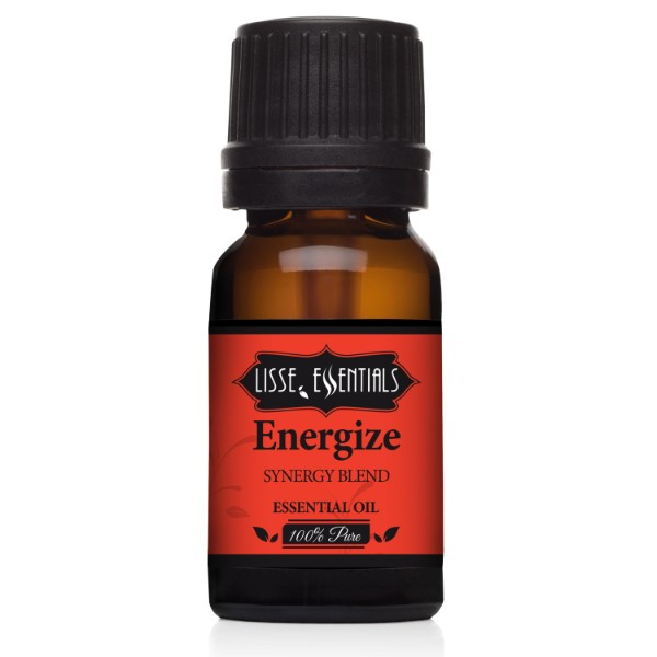 Energize Synergy Blend Essential Oil 100% Pure