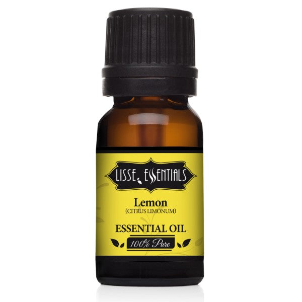 Lemon Essential Oil, 100% Pure