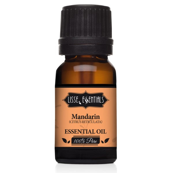 Mandarin Essential Oil, 100% Pure