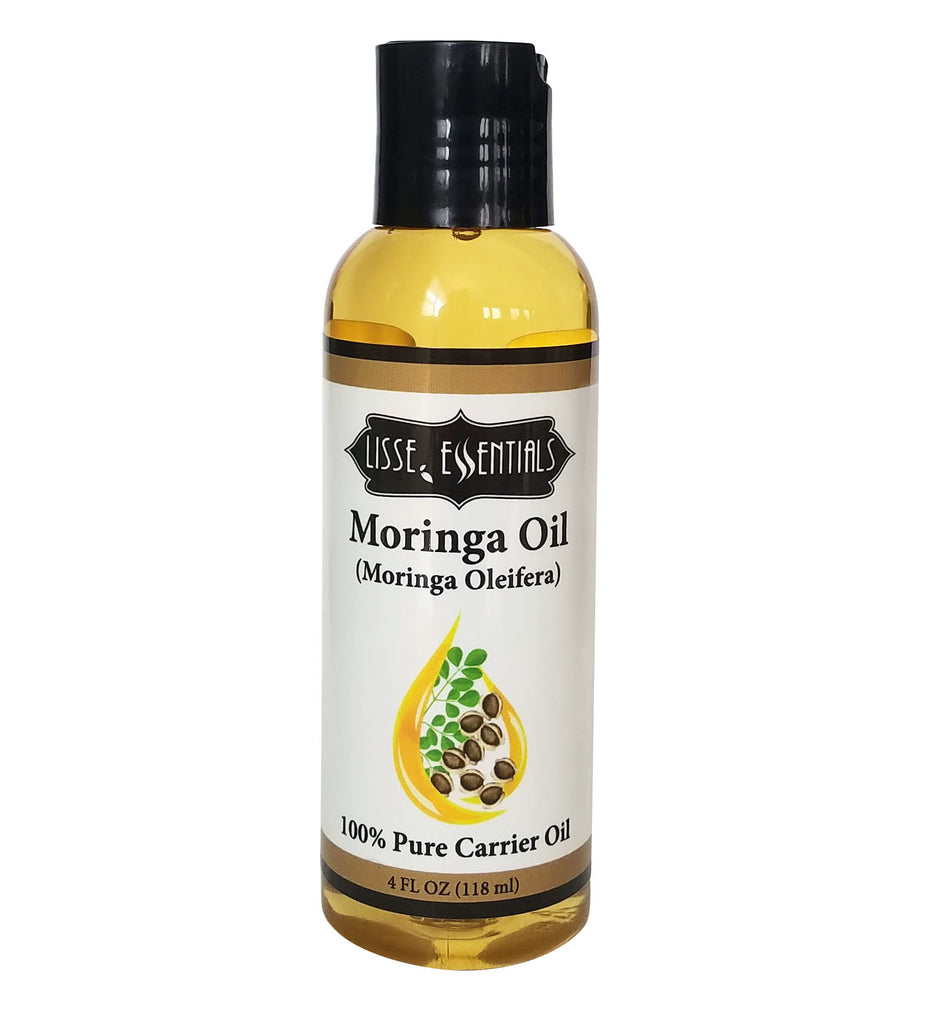 Moringa Seed Carrier Oil, 4 oz