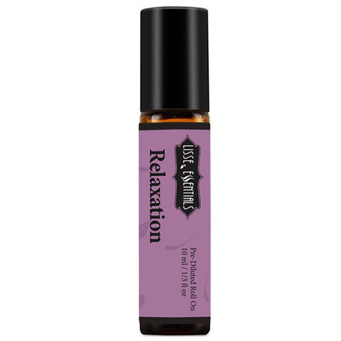 Relaxation Synergy Blend Pre-Diluted Essential Oil Roll On 10 ml (1/3 fl oz)