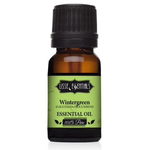 Wintergreen Essential Oil, 100% Pure