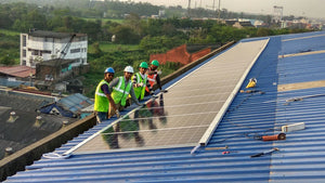 Rooftop-Solar-Installation-By-Team-AlienSolar-at-Taratala