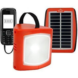 D Light S300 Solar Mobile Charging and Light - AlienSolar