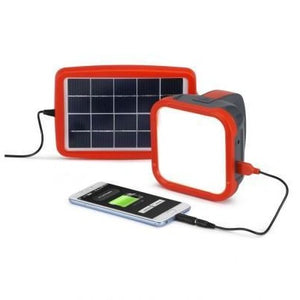 D Light S500 Solar Light and Mobile Charging - AlienSolar