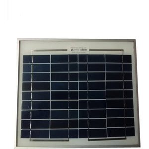 Solar Panel - Enfield 10 Watt 12 Volt Portable Solar Panel