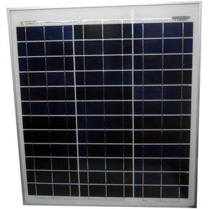 Solar Panel - Sun Power 40 Watt 12 Volt Solar Panel