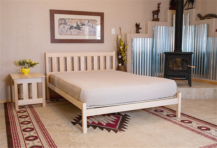Nomad Furniture - Mission Platform Bed Frame