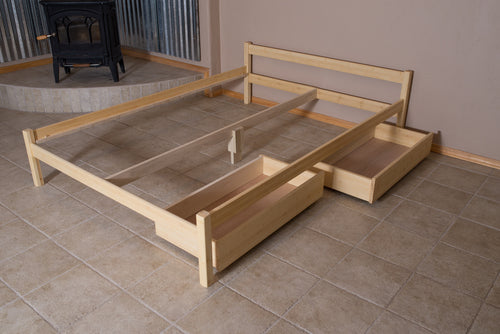 Nomad Furniture - Under Bed Storage Drawers