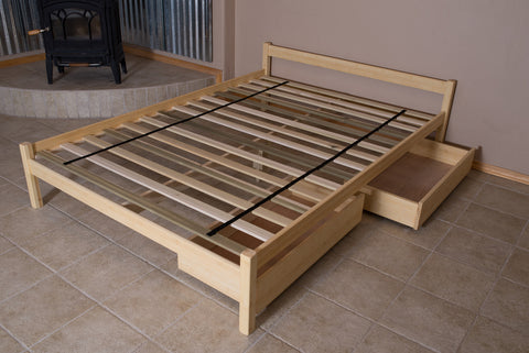 Nomad Furniture - Pecos Platform Bed