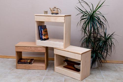 Bedroom Furniture - Nomad Furniture - Night Stand With Drawer