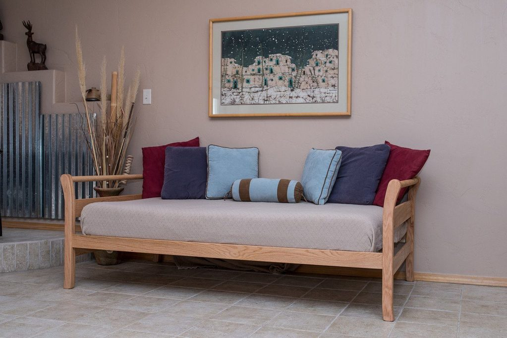 Nomad furniture daybeds northern naturals nomad furniture daybeds solutioingenieria Images