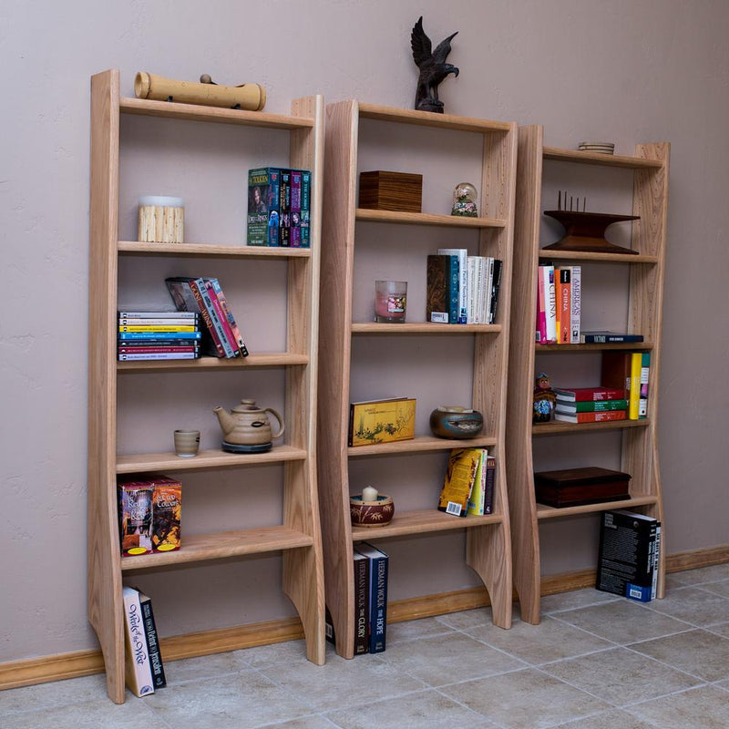 Nomad Furniture - Bookshelves & Benches - Nomad Furniture - Book Shelves