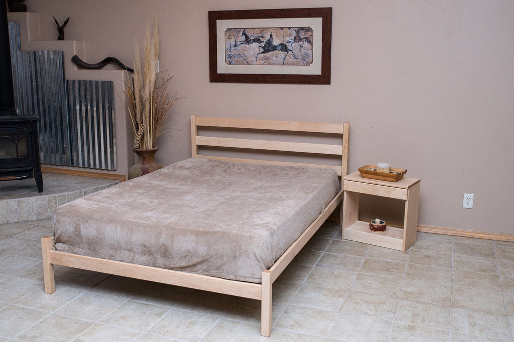 Platforms Beds - Nomad Furniture  - Pinon Platform Bed