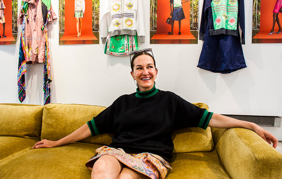Cynthia Rowley Interview