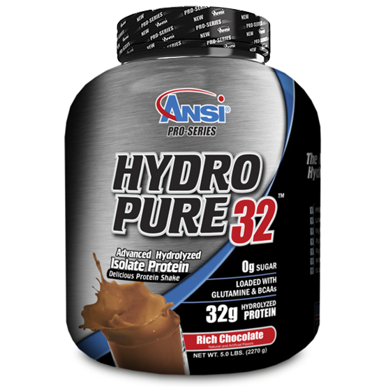 proteina Hydro Pure 32  Ansi Chile