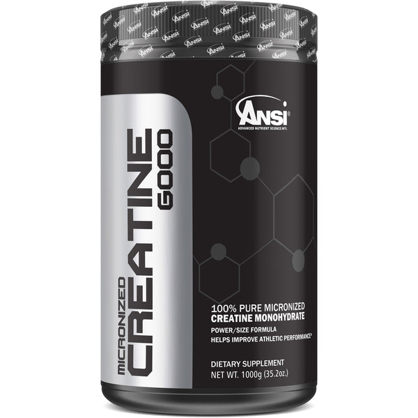 <strong>Creatine 6000• 500g </strong>