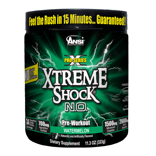 Extreme Shock N.O Powder Ansi chile