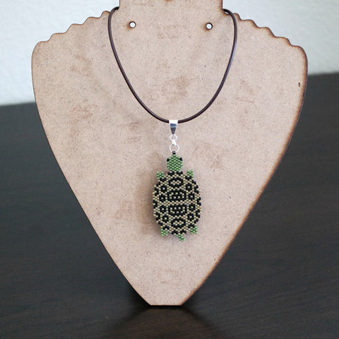 Terrapin Turtle Necklace