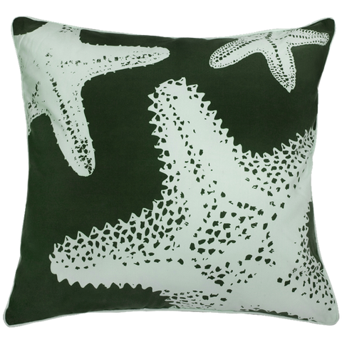 Thomaspaul - Starfish Java Outdoor Pillow
