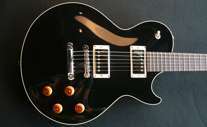 Collings CL Jet Black 13774