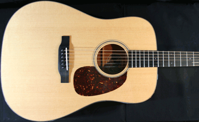 2010 Collings D1 Mahogany Body