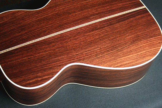 Collings 02H Rosewood Back