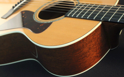 Collings C10 Natural Mahogany Sides