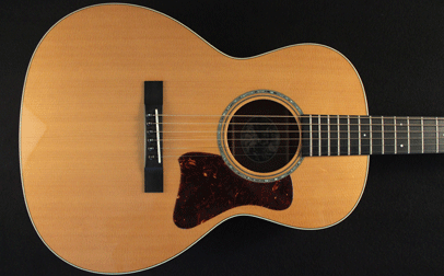 Collings C10 Natural Top