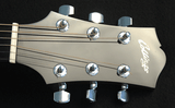 Collings C10 Natural Mahogany Headstock