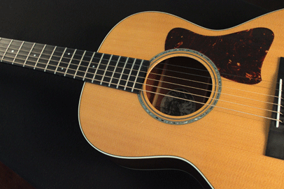 Used Collings C10 Natural Mahogany