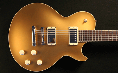 Collings CL Deluxe Goldtop Lollar Imperials #CL15923