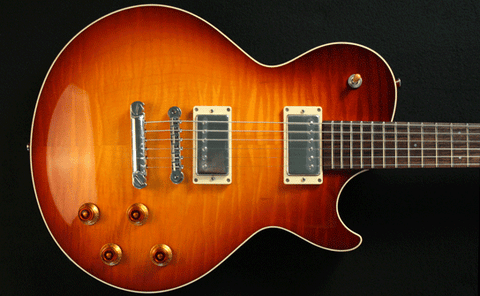Collings CL Brock Burst CL15912