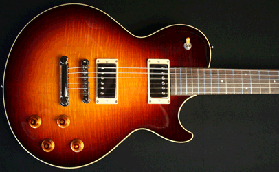 Collings CL Tobacco Burst 13725