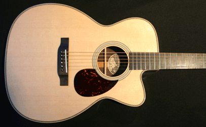 Collings OM2HC 1 3/4 Nut 20588