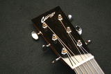 Collings OM1 Cutaway Mahogany Headstock