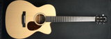 Collings OM1 Cutaway Mahogany Body Sitka Top Full