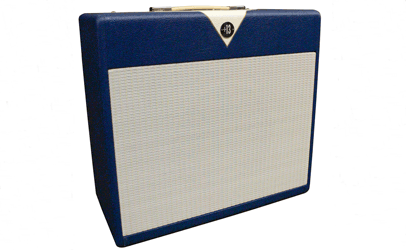 Divided By 13 CJ11 Navy Egg Tolex Front