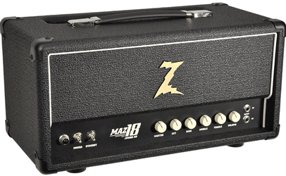 Dr. Z MAZ 18 Head Black