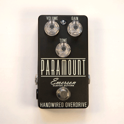 Emerson Paramount Drive Zoom