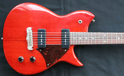 Fano RB6 LTD Faded Cherry