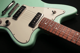 Fano JM6 Surf Green Xtra Light Relic Finish Body Upper Frets